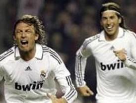 El Madrid resucita ante el Athletic de Bilbao