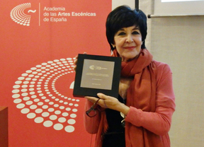 Concha Velasco académica de honor en Artes Escénicas