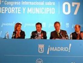 Madrid, escenario del debate sobre 'Deporte y Municipio'