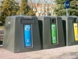 El Ayuntamiento de Madrid prorroga el contrato de 11.936 contenedores