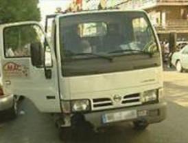Los familiares de la niña atropellada en Ciudad Lineal piden