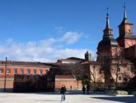 Nuevo acceso visitable a la muralla de Alcalá