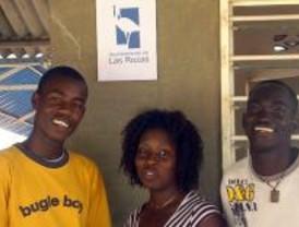 Cinco angoleños se forman como maestros con la ayuda de Las Rozas