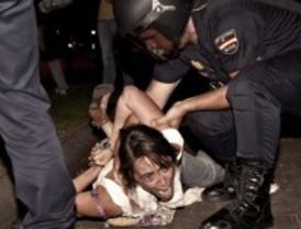 El 15-M denunciará la carga policial en los tribunales y pide la dimisión de Carrión