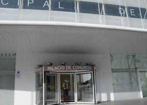 entrada al Palacio Municipal de Congresos Madridec