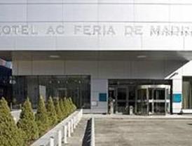 Atracan el hotel AC Ferias y huyen con un botín de 2.000 euros
