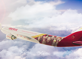 La Roja vuela con Iberia