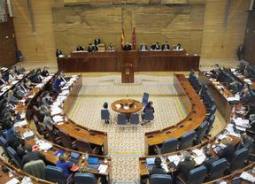 Pleno de la Asmblea de Madrid