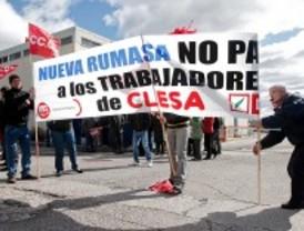 Clesa presenta ERE temporal para 307 trabajadores