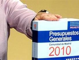 El PP aprueba solo el Presupuesto de 2010 con 18.383 millones de euros