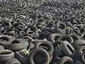 Recogidas 11.229 toneladas de neumáticos usados en seis meses