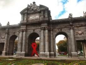 Madrid registra la mitad de casos de sida que hace una década