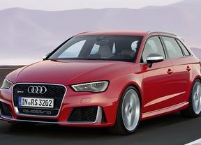 Audi RS 3 Sportback, el primer escalón en las altas prestaciones