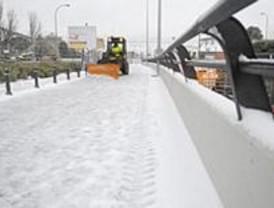 Madrid, en alerta amarilla por el riesgo de nevadas