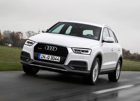 El Audi Q3 crece con tres ediciones especiales: Attraction, Design y sport