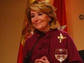 Esperanza Aguirre es la sexta española más influyente del país