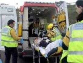 Dos muertos en sendos accidentes de tráfico