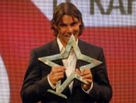 Nadal recibe el Premio Internacional  de Deporte de la Comunidad de Madrid