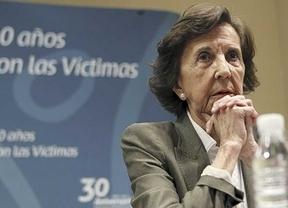 Muere la cofundadora de la AVT, Ana María Vidal-Abarca