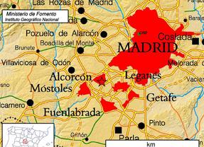 Un terremoto de 2,8 grados afecta a Leganés, Móstoles, Alcorcón, Fuenlabrada y Madrid