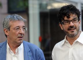Gregorio Gordo y Eddy Sánchez