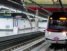 Restablecido el servicio en Metro Sur