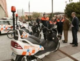 Veinte años de Protección Civil en Alcobendas