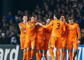 Triunfo del Real Madrid en el regreso de Cristiano