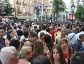 Arrancan las fiestas de Chueca con un pregón sin cascos