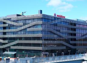 Nueva sede de Vodafone en Madrid