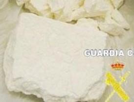 Desarticulada una organización dedicada al tráfico de cocaína