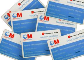 Tarjetas sanitarias de la Comunidad de Madrid