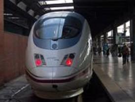 Comienzan las pruebas del AVE a Valladolid a 300km/h