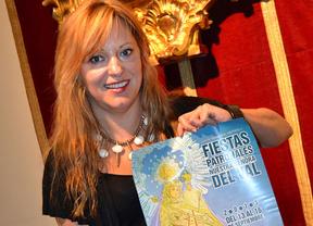 Mercedes Gómez, presidenta del distrito V de Alcalá