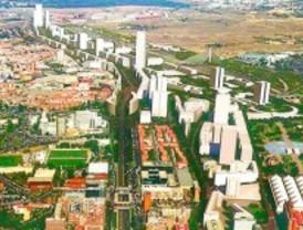 La 'city' de Chamartín podría hacerse visible en 2016