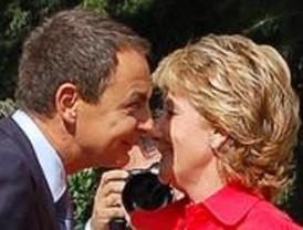 Zapatero cede a Madrid la M-40 y la gestión conjunta de Barajas y las Cercanías