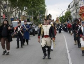 Leganés homenajea a los héroes del 2 de mayo