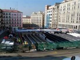 El nuevo aparcamiento de Santo Domingo será para uso exclusivo de residentes