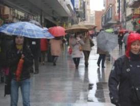 Alerta por fuertes lluvias en la Comunidad