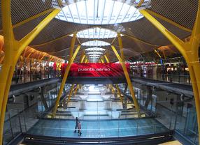 T4 de Barajas: Una 'ciudad' diseñada para volar
