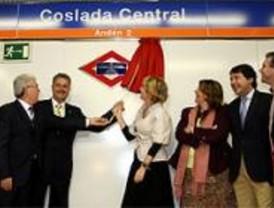 La Comunidad inaugura 90 kilómetros de Metro con 80 nuevas estaciones