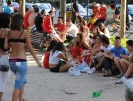 Madrid pasa del 'botellón' al 'botellín', según el Ayuntamiento