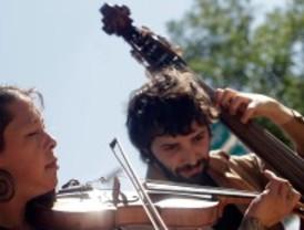 Los músicos callejeros de la capital deberán tener autorización