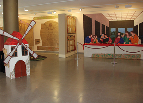 Exposición sobre Leonardo Da Vinci
