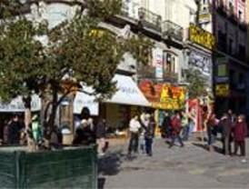 El Ayuntamiento colaborará con el pequeño comercio en Sol