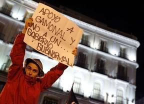 Detenida una persona en la segunda jornada de protesta en apoyo a Gamonal