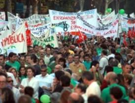 El 'otoño caliente' comienza con seis manifestaciones el sábado