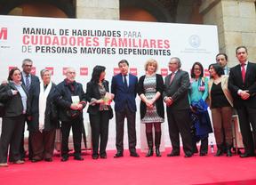 30.000 familias reciben prestación por dependencia en Madrid
