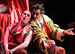 Ópera Rigoletto en el teatro Reina Victoria.