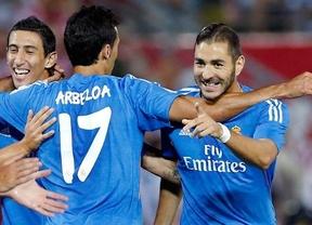 El Madrid ante el Elche, sin Bale
